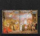 COLOMBIA Sc C776 NH ISSUE OF 1987 - ART