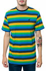 L-R-G lrg CAPE COAST Stretch COTTON Skate CREW Neck SHORT Sleeved T SHIRT Men sz image