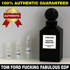 Tom Ford Fucking-Fabulous EDP 2ml 3ml 5ml AUTHENTIC DECANT Privet Blend