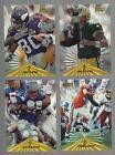 1996 Pinnacle Trophy Collection #6 CRIS CARTER  FREE COMBINED S&H
