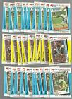 1982 Topps K-Mart #31 ROD CAREW  (LOT OF 10  MINT)  FREE COMBINED S&H