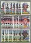 1984 DONRUSS #312 GEORGE FOSTER  (LOT OF 10 MINT)  FREE COMBINED S&H