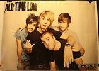 """All Time Low Rock Band 18 x 24"""" Rockstar Energy Drink Poster"""