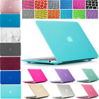 For New MacBook Air 13 Case A1932 2018 Plastic Hard Shell Case & Keyboard Cover