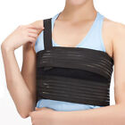 Elastic Rib Chest Support Brace Breathable Adjust Belt for patients Health Care