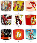 Lampshades Ideal To match The Flash Duvets & The Flash Wall Decals & Stickers.