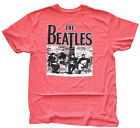 The Beatles Band Red Heather Men's Graphic T-Shirt New image