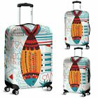Arty Fish Luggage Cover