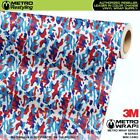 MINI M SERIES Camouflage Vinyl Vehicle Car Wrap Camo Film Sheet Roll Adhesive