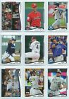 2014 Topps Update Series Base Cards You Pick the Player, Finish Your Set 1-110 on Ebay