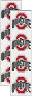 Ohio State University Scrapbook Kit Paper Stickers YOU PICK FROM 8 ITEMS
