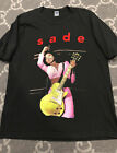 Vintage 93' Sade Summer Deluxe Tour Rap T-Shirt Vintage Men S-234XL MM025 image