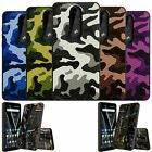 For Nokia Feller Slim Embossed Texture Protective Case - Camo Designs