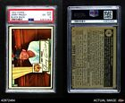 1952 Topps #28 Jerry Priddy Tigers PSA 6 - EX/MT