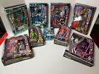 Monster High Doll Lot All New NIB 6 Count Retired Brand 2011-2013