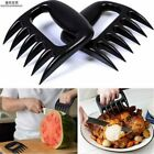 2PC/Set Bear Claws Barbecue Fork Tongs Pull Meat Shred Pork Clamp Roasting Fork