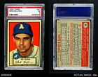 1952 Topps #41 Bob Wellman Athletics PSA 5 - EX