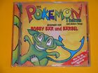 *CD* POKEMON - Das Pokemon Thema * TIM (The Intetnational Music Company AG) *