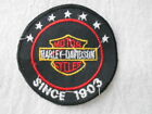 HARLEY DAVIDSON MOTORCYCLE  NEW & USED  SEW / IRON ON PATCH DIFFERENT AVAILABLE $5.0 USD on eBay