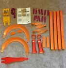 Hot Wheels Redline Lot Track Accessories Accessory Ramp Track Joiner Loop Turn