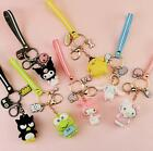 Kyпить Cute Hello Kitty Kuromi Cinnamoroll Keychain Key Ring Charm Car Bag Girls Gift на еВаy.соm