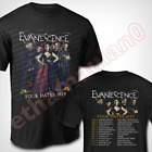 Evanescence Tour Dates 2019 T shirt S to 3XL MEN'S Clothing Black image
