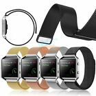 Stainless Steel Band Magnetic Milanese Loop Watch Wrist Strap For Fitbit Blaze