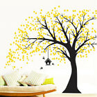 Large Family Tree DIY Decal Paper Art Wall Sticker Home Nursery Room Decor