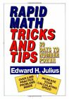 NEW - Rapid Math Tricks & Tips: 30 Days to Number Power