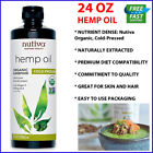 32 OZ Organic Hemp Seed Oil Drops Pain Relief Anti-Inflammatory Joint Support $11.48 USD on eBay