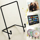 Iron Easel Display Show Stand Bowl Picture Plate Frame Rack Firm Art Practical