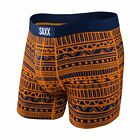 SAXX Vibe Boxer Modern Fit  - Orange - Mens