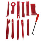 12Pcs/bag Car interior dash radio door clip panel trim open removal tools kit!
