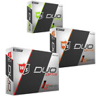 2018 Wilson Staff DUO Soft Optix Golf Balls NEW