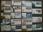 2008 FDC s Addressed / Unaddressed / Tallents / Special Cancel or on Piece NEW £3.9 GBP on eBay