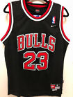 Mens / Youth Michael Jordan #23 Chicago Bulls Black Classic Throwback Jersey on eBay