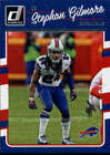 2016 Donruss NFL Football Card Singles You Pick (Cards 1-299)