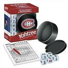 Montreal Canadiens Yahtzee Dice Game Collectors Edition $41.99 USD on eBay