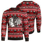 NHL Chicago Blackhawks Aztec Ugly Christmas Sweater 2XL $27.99 USD on eBay