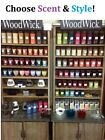 Woodwick Jar Candle Pluswick Car CHOOSE STYLE  SCENT - New Free Shipping