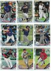 2019 Bowman Chrome Mega Box Base Mojo Refractor U Pick Cards ~ Buy 5 Get 2 FREE on Ebay