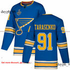 St. Louis Blues #91 Vladimir Tarasenko Jersey 2019 Stanley Cup Final Stitched $37.99 USD on eBay
