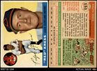 1955 Topps #151 Red Kress Indians VG