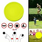 Frisbee Mini Pocket Flexible Soft New Spin in Catching Game Flying Disc DT