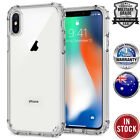 Classic Luxury Transparent Clear TPU Case Cover for Phone X Xs Max Xr 7/8 Plus