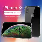 Phone Xs Max Case Transparent Clear TPU Soft Slim Cover Skins For Phone X 8 Plus