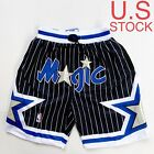 Orlando Magic Basketball Shorts Vintage 92-93 Mens Black Sizes S-2XL on eBay