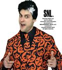 Adult Saturday Night Live David S. Pumpkins Costume Wig