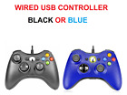 New USB Wired Game Controller Gamepad Joypad for Microsoft Xbox 360 and PC