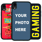 Custom Personalized Photo Image DIY Phone Fitted Case For i Phone XR X/XS
